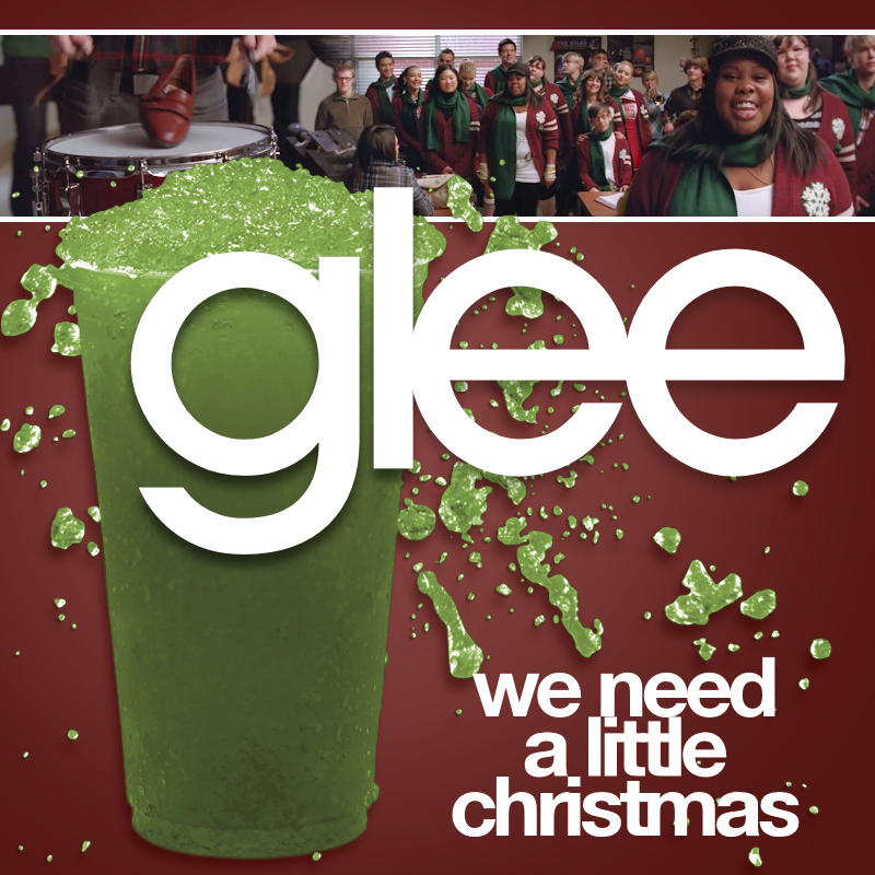 S02E10 – 01 – We Need A Little Christmas – 05 | glee : the covers