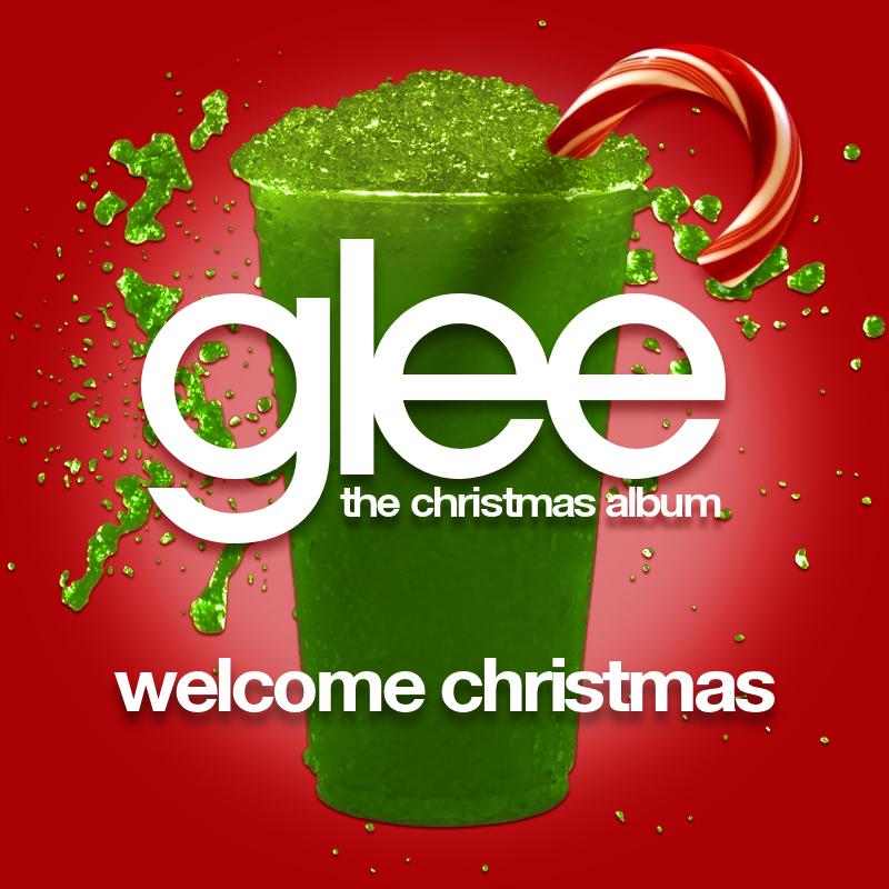 s02e10 welcome christmas glee the covers