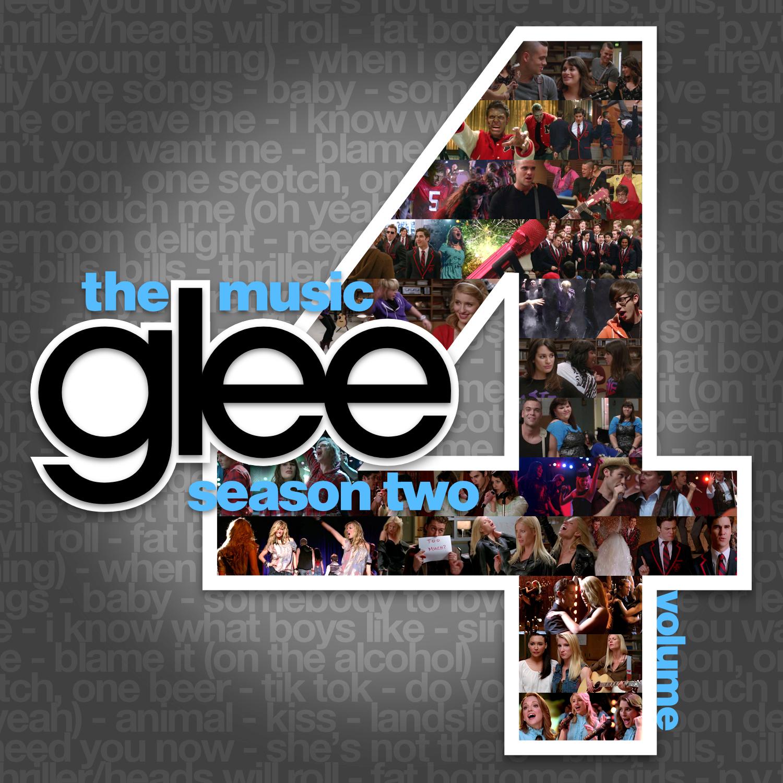 Glee : The Music Season 2 Volume 4 (Episode 11 To 15)   glee