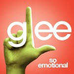 glee so emotional cover