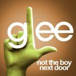 glee not the boy next door cover