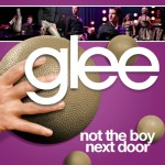 glee not the boy next door cover