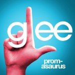 glee prom-asaurus cover