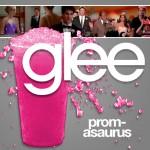 glee prom-asaurus cover