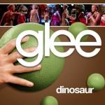 glee dinosaur cover