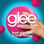glee love you like a love song cover