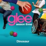glee s03e19 dinosaur cover