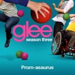 glee s03e19 prom-asaurus cover