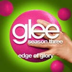 glee edge of glory cover
