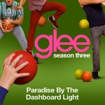 glee paradise by the dashboard light