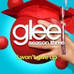 glee i won't give up