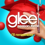 glee i'll remember cover