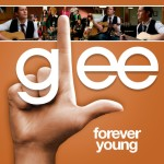glee forever young cover
