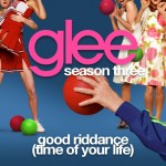 glee good riddance (time of your life) cover
