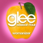 glee womanizer cover