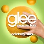 glee celebrity skin cover