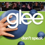 glee don't speak cover