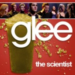 glee the scientist cover