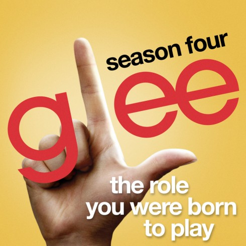 glee the role you were born to play cover