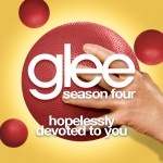 glee hopelessly devoted to you cover