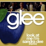 glee look at me i'm sandra dee (reprise) cover