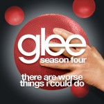 glee there are worse things i could do cover
