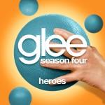 glee heroes cover