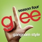 glee gangnam style