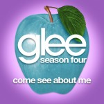 glee comse see about me cover