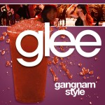 glee gangnam style cover