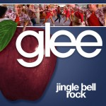 glee jingle bell rock cover