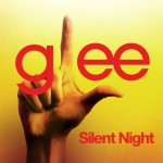 glee silent night cover