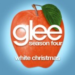glee white christmas cover