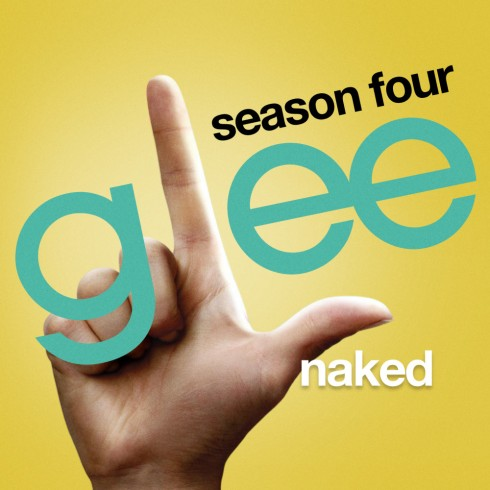 glee naked cover