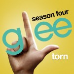 glee torn cover