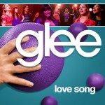 glee love song cover