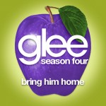 glee bring him home cover