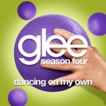 glee dancing on my own cover