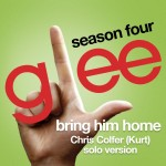 glee bring him home kurt solo cover
