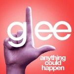 glee anything could happen cover