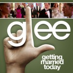 glee getting married today cover