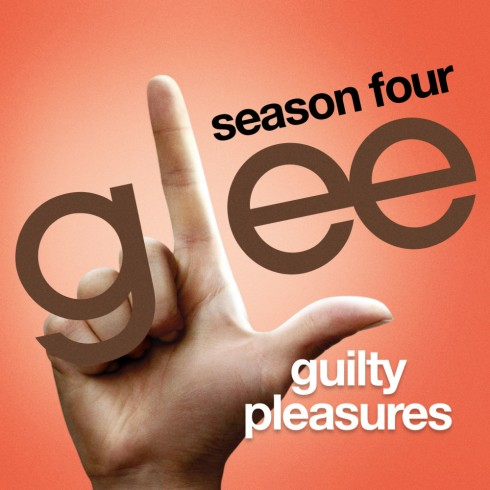 glee guilty pleasures cover