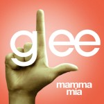 glee mamma mia cover