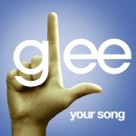 glee your song cover