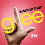 glee say cover
