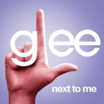 glee next to me cover