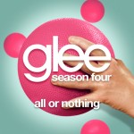 glee all or nothing cover