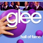glee hall of fame cover