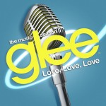 glee love love love cover