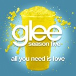 glee all you need is love cover